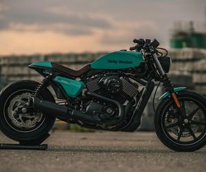 Harley XG Street 750