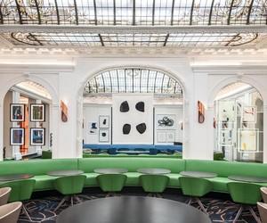 François Champsaur Renovates the Hôtel Vernet