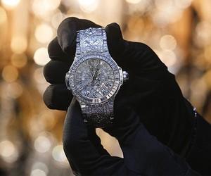 "Hublot Genève's ""5 Million Dollar"" Watch"