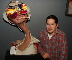 Fear and Loathing in Las Vegas'-Sculpture