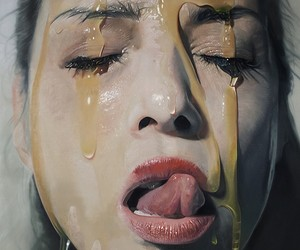 Hyperrealistic Oil Paintings by Artist Mike Dargas