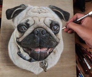Incredible Hyperrealistic Drawings Created on Wood