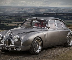 Redesigned Jaguar Mark 2