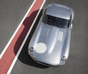 'New' Jaguar Lightweight E-type