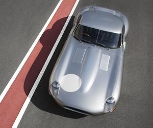 'New' Jaguar Lightweight E-type
