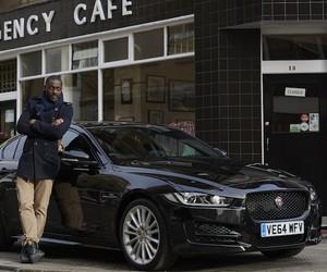 Actor Idris Elba's Road Trip from London to Berlin