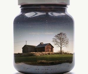 Jarred and Displaced - Finnish landscapes in Jars