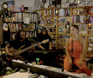 Jorja Smith live @ NPR Tiny Desk Concerts
