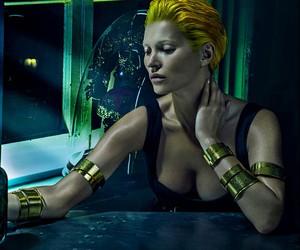 Kate Moss x Alexander McQueen