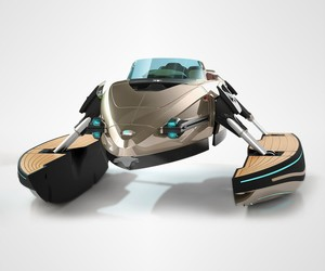Kormaran, A New Take On Boats