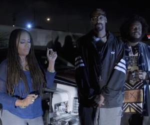 "Lalah Hathaway & Snoop Dogg ""Ghetto Boy"""