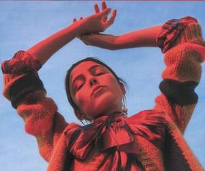 Lary Muller by Julien Vallon for Madame Figaro