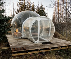 Northern Lights Bubble Hotel