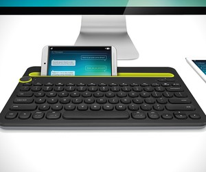 Logitech Bluetooth Keyboard for All Devices