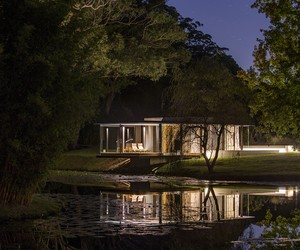 WIRRA WILLA PAVILION BY MATTHEW WOODWARD