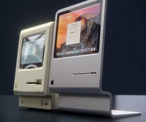 Tribute Apple iMac Concept by Curved/Labs