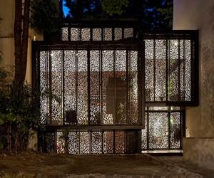 Maison Escalier by Moussafir Architectes Associés