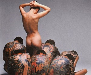 Japanese Tattoos Shot by Masato Sudo