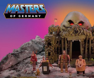 """""""Masters of Germany"""" - Action-Figures"""