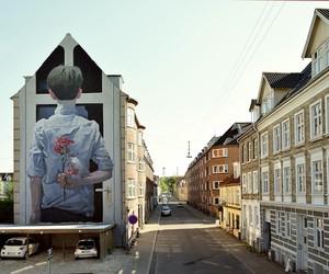 """""""Meeting her Parents"""" by Street Artist BEZT"""