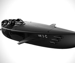 Ortega MK.1C Three Seater Sub