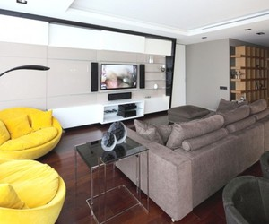 Super Cool & Modern Apartment in Moscow
