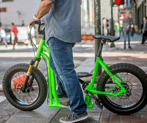Moox Bike – Bicycle With Scooter Twist