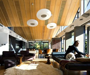 Mountain Range House by Irving Smith Jack