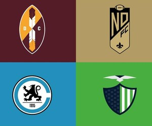 NFL Logos as Soccer Badges