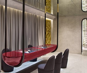 Nirav Modi Flagship Boutique by Jamie Hayon