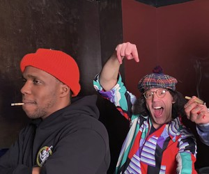 Nardwuar vs. Curren$y // Video