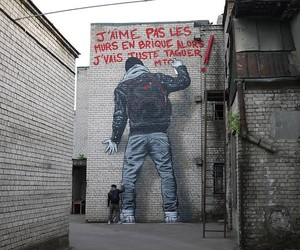 New Hyperrealistic Murals by Streetartist MTO