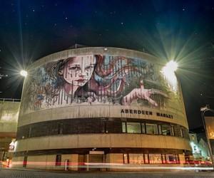 Beautiful Mural by German Artists Herakut