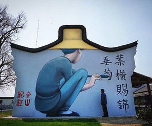New Murals by Artist Seth Globepainter in China