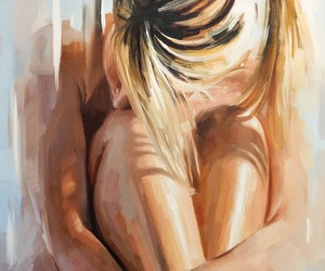 """Nude"" by Johnny Morant - The fragility of the for"