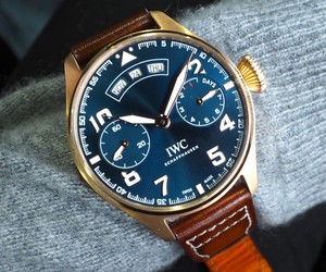 THE NEW PILOT'S WATCH LINE BY IWC
