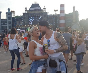 Wedding @ Parookaville - We have the couple!