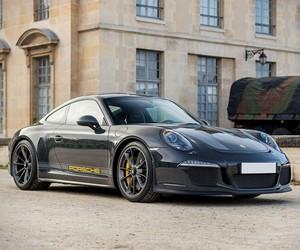 Porsche 911 R Steve McQueen Tribute
