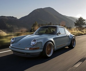 Iconic Porsche 911 Restored and Improved