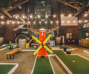 Putt Putt Park Opens in NYC