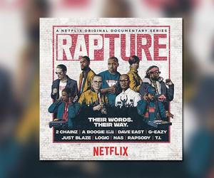 Netflix presents: Rapture // Soundtrack + Trailer