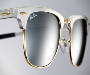 Aluminum Ray-Ban Clubmaster