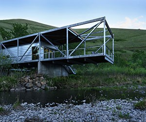 River Place by Paul F Hirzel