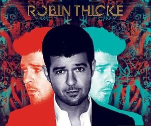 "Robin Thicke – ""Blurred Lines"" (Full Album Stream)"