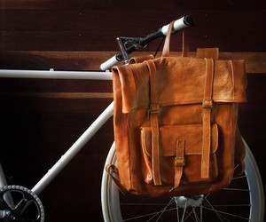 RollTop Backpack by Bon Vivant