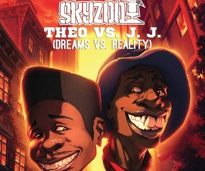 "Skyzoo – ""Theo Vs. J.J."" (Dreams Vs. Reality)"