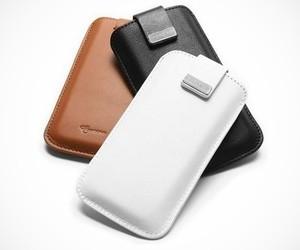 SPIGEN iPhone 5 Leather Pouch