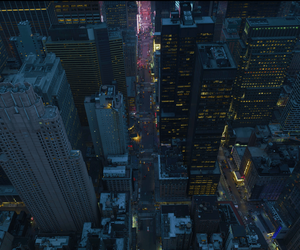 12K Aerial Footage Of New York
