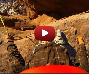 World's Most Insane Rope Swing Ever – Canyon Cliff