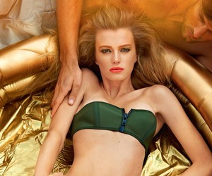Sigrid Agren by Mariano Vivanco for Muse